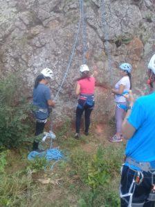 Preparación para comenzar a escalar